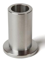 Half nipple long, Steel, DN50KF, height 58mm