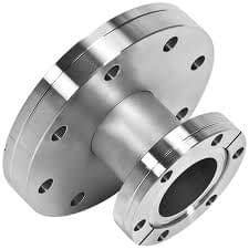 Reducer nipple 1 flange rotatable, DN150CF/DN40CF, stainless steel 316L