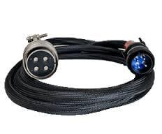Titanium sublimation pump cable L = 6mtr.