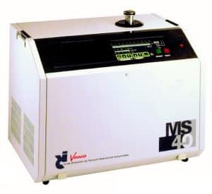 MS-40-DRY automatic portable leak detector