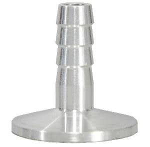 Hose adapter Aluminum for hose ID 12mm, DN25/20KF