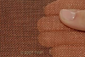 (10 of) dimpled Copper thermal membrane for A3CV source heat transfer