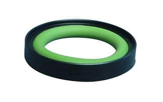 Outer centering ring from POM with EPDM O-ring, DN40KF/DN32KF