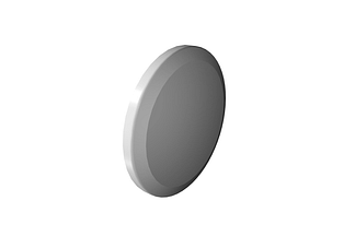 Blank tapered style ISO flange DN250