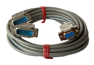 Dual sensor cable for TERRA-908A, 3 meter long