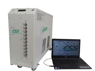 GeneSys online atmospheric gas monitoring system with mass range 0-200 amu