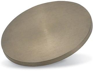 Gadolinium Iron Cobalt target purity: 99,9 %
