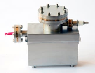 Refurbishing Varian Triode Ion pump 911-5033, 30 l/sec