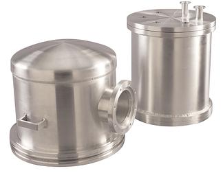 Aluminum Bell Jar, 6