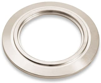Bored flange DN16KF, bore size 18,3mm