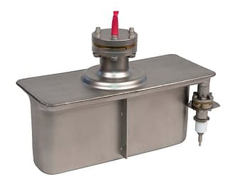 Refurbishing Varian VIP Starcell ion pump, 40 l/sec
