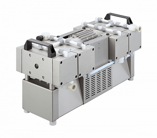 Diaphragm pump MP 1201 T, 135l/min, 2mbar