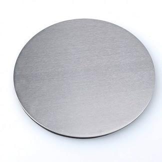 Aluminum base plate, 20
