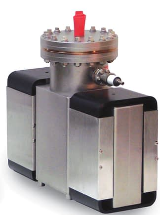 Ion pump with magnets, triode 60 l/sec, DN100CF